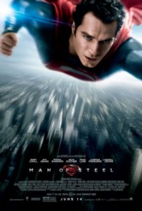 Cartaz do filme O HOMEM DE AÇO – Man of Steel