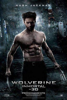 Cartaz do filme WOLVERINE – IMORTAL – The Wolverine