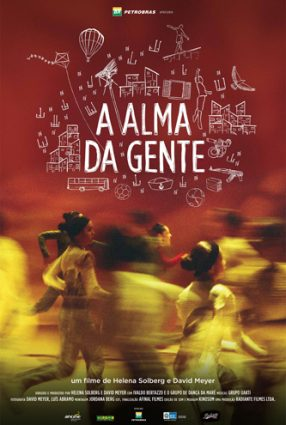 Cartaz do filme A ALMA DA GENTE