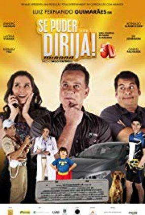 Cartaz do filme SE PUDER… DIRIJA!