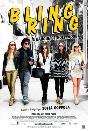 Cartaz do filme BLING RING – A GANGUE DE HOLLYWOOD