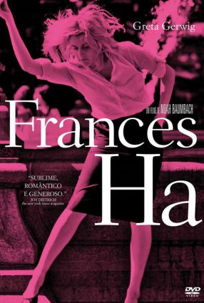 Cartaz do filme FRANCES HA