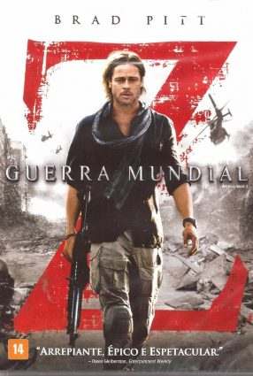Cartaz do filme GUERRA MUNDIAL Z – World War Z
