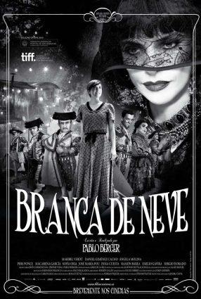 Cartaz do filme BRANCA DE NEVE – Blancanieves