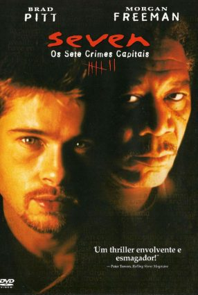 Cartaz do filme SEVEN – SETE CRIMES CAPITAIS – Seven