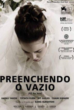 Cartaz do filme PREENCHENDO O VAZIO – Fill the Void