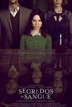 Cartaz do filme SEGREDOS DE SANGUE – Stoker
