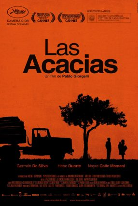 Cartaz do filme AS ACÁCIAS – Las Acacias