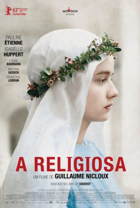 Cartaz do filme A RELIGIOSA – La Religieuse