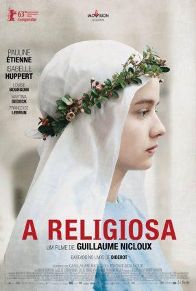 Cartaz do filme A RELIGIOSA – La Religieuse