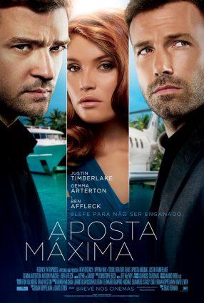 Cartaz do filme APOSTA MÁXIMA – Runner Runner