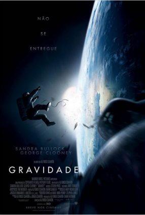 Cartaz do filme GRAVIDADE – Gravidity