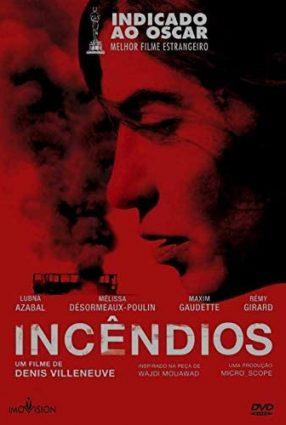Cartaz do filme INCÊNDIOS – Incendies