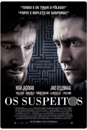 Cartaz do filme OS SUSPEITOS – Prisoners