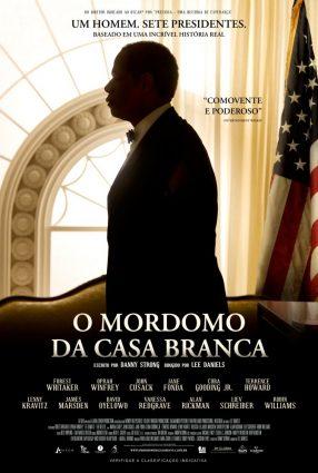 Cartaz do filme O MORDOMO DA CASA BRANCA – The Butler