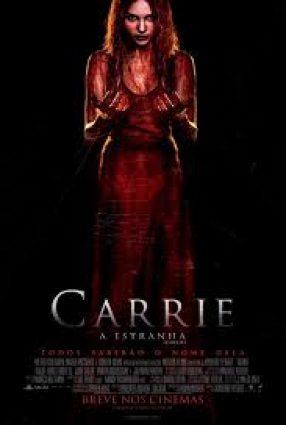 Cartaz do filme CARRIE, A ESTRANHA – Carrie