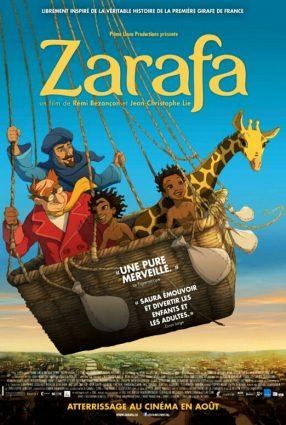 Cartaz do filme ZARAFA
