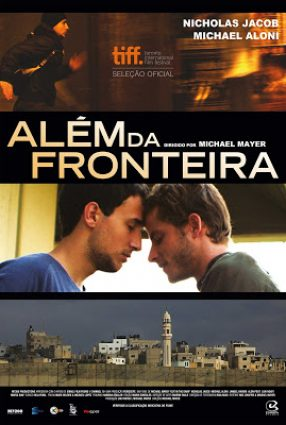 Cartaz do filme ALÉM DA FRONTEIRA – Out In The Dark