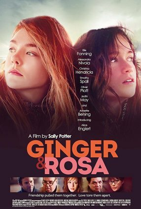 Cartaz do filme GINGER & ROSA