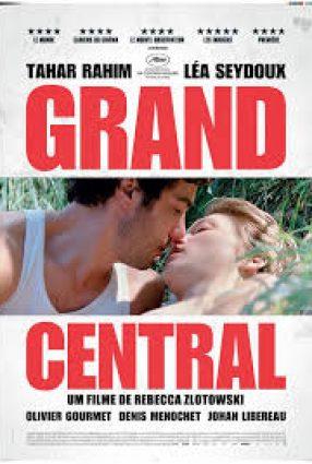 Cartaz do filme GRAND CENTRAL