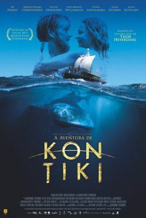 Cartaz do filme A AVENTURA DE KON-TIKI – Kon-Tiki