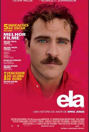 Cartaz do filme ELA – Her