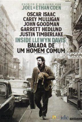 Cartaz do filme INSIDE LLEWYN DAVIS – BALADA DE UM HOMEM COMUM – Inside Llewyn Davis