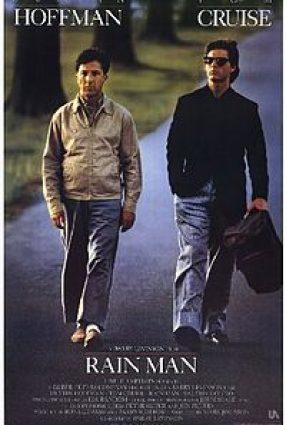 Cartaz do filme RAIN MAN