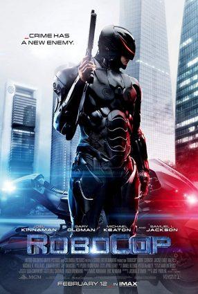 Cartaz do filme ROBOCOP