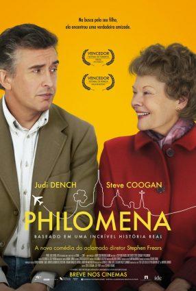 Cartaz do filme PHILOMENA