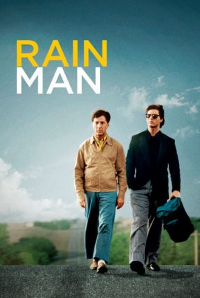 Cartaz do filme RAIN MAN