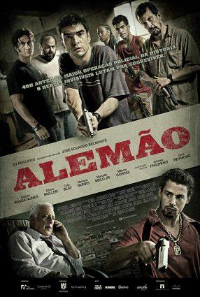 Cartaz do filme ALEMÃO