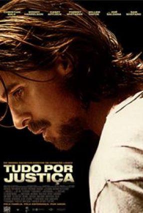 Cartaz do filme TUDO POR JUSTIÇA – Out of the Furnace