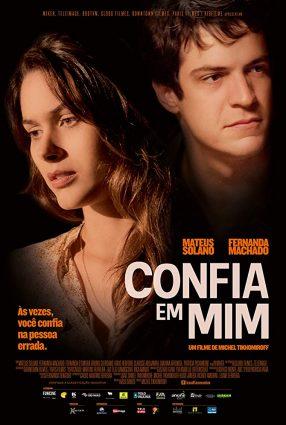Cartaz do filme CONFIA EM MIM