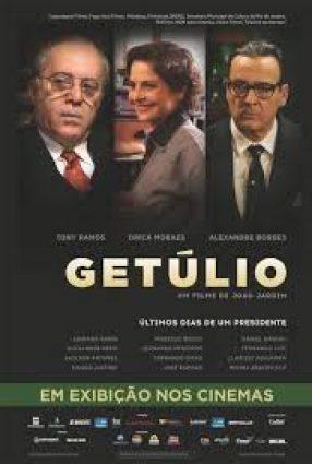 Cartaz do filme GETÚLIO
