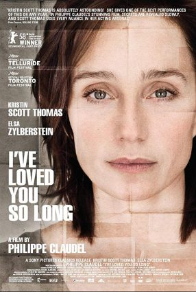 Cartaz do filme HÁ TANTO TEMPO QUE TE AMO – Il y a longtemps que je t'aime