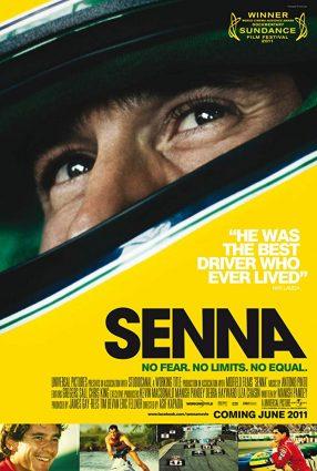 Cartaz do filme SENNA