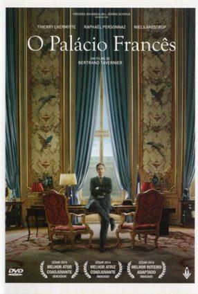 Cartaz do filme O PALÁCIO FRANCÊS – Quai D'Orsay