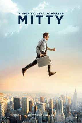 Cartaz do filme A VIDA SECRETA DE WALTER MITTY – The Secret Life of Walter Mitty