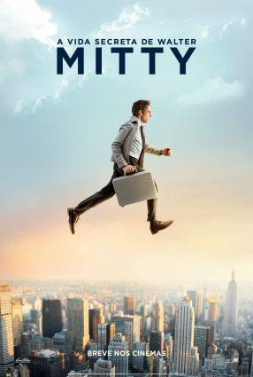 Cartaz do filme A VIDA SECRETA DE WALTER MITTY – The Secret Life of Walter Mitty