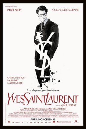 Cartaz do filme YVES SAINT LAURENT
