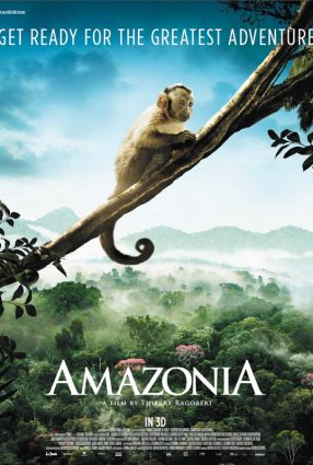 Cartaz do filme AMAZÔNIA