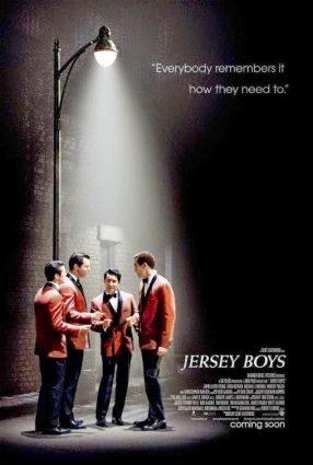 Cartaz do filme JERSEY BOYS: EM BUSCA DA MÚSICA – Jersey Boys