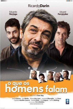 Cartaz do filme O QUE OS HOMENS FALAM – Una Pistola en Cada Mano