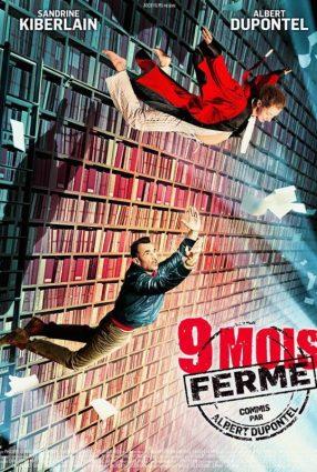 Cartaz do filme UMA JUÍZA SEM JUÍZO – 9 Mois Ferme