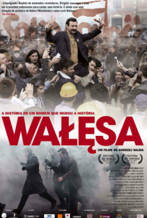 Cartaz do filme WALESA