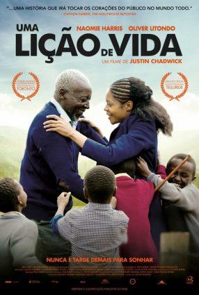 Cartaz do filme UMA LIÇÃO DE VIDA – The First Grader