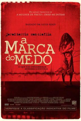 Cartaz do filme A MARCA DO MEDO – The Quiet Ones