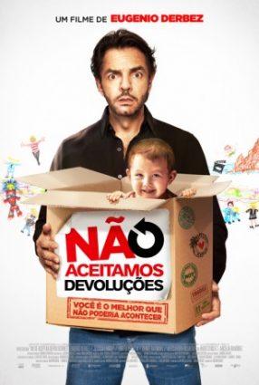 Cartaz do filme NÃO ACEITAMOS DEVOLUÇÕES – No se Aceptan Devoluciones