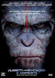 PLANETA DOS MACACOS – O CONFRONTO – Dawn of the Planet of the Apes